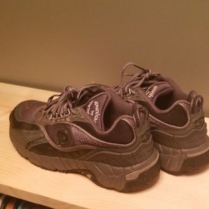Dunham, by New Balance STEEL TOE shoes, sz 7